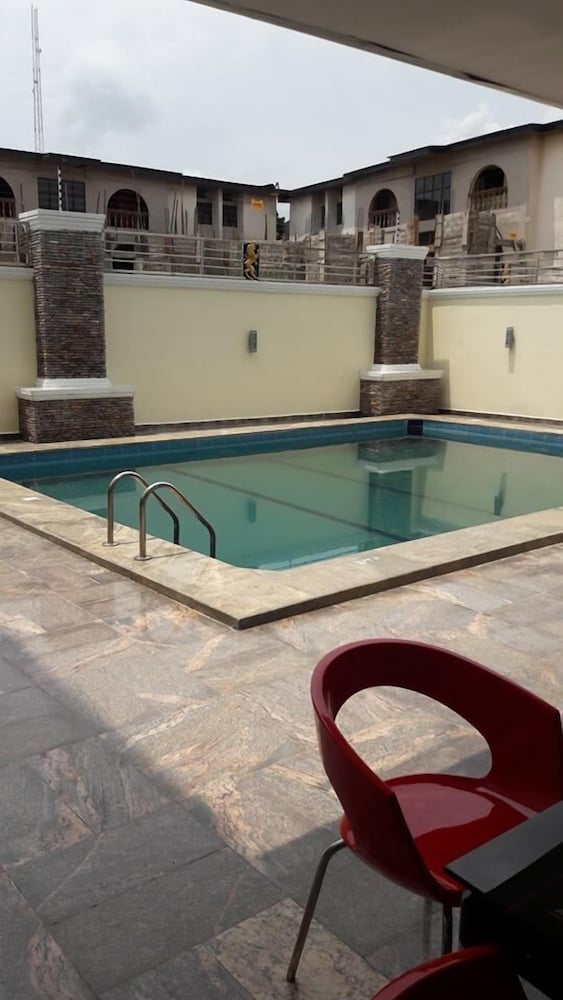 Outdoor Pool, Immaculate Golden Hotels Limited