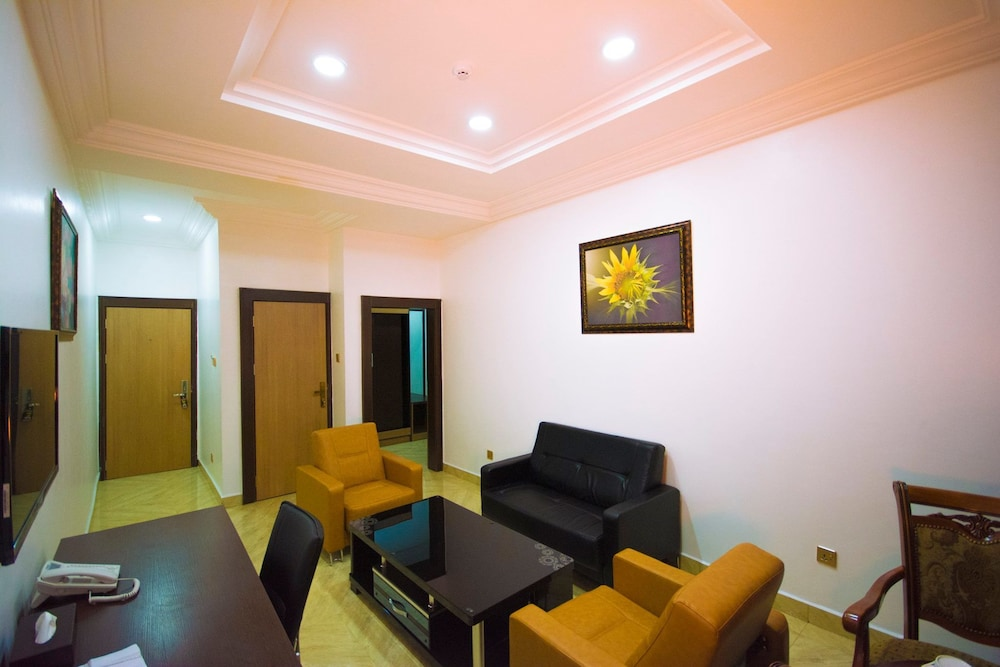 Living Room, Immaculate Golden Hotels Limited