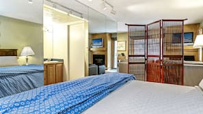 1 bedroom, Internet