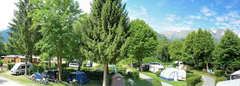 Camping a la rencontre du soleil