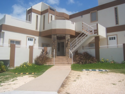 Modern Equipped 2 Guest Suites With Amazing Views at Culebra