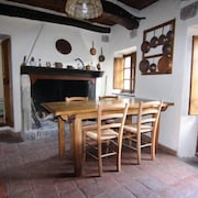 Ancient House in the Village, in the Countryside, Equipped With Everything, for Couples or Families of 5