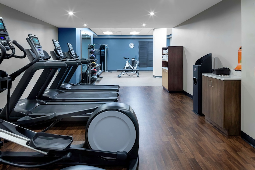Fitness Facility, Embassy Suites by Hilton Grand Rapids Downtown,MI