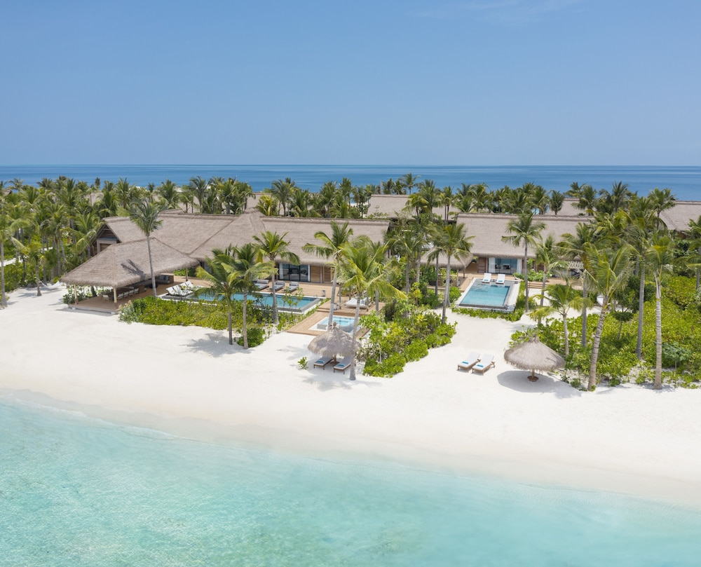Beach/Ocean View, Waldorf Astoria Maldives Ithaafushi
