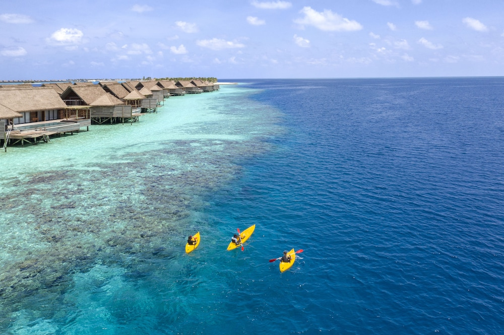 Kayaking, Waldorf Astoria Maldives Ithaafushi