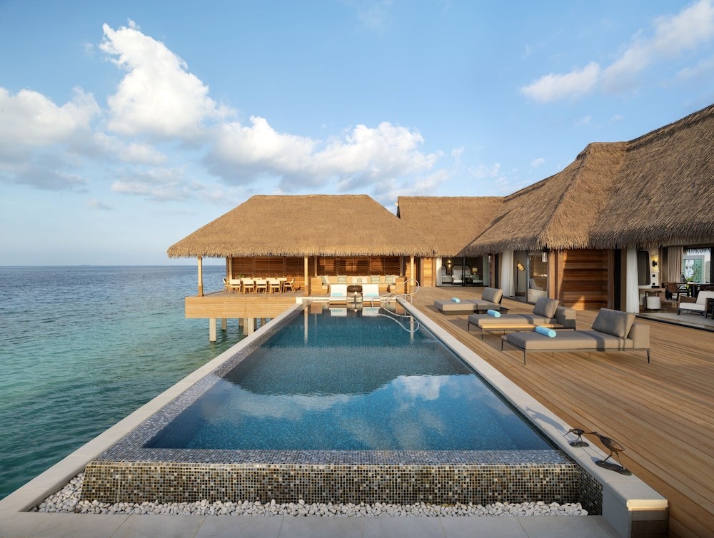 Terrace/Patio, Waldorf Astoria Maldives Ithaafushi