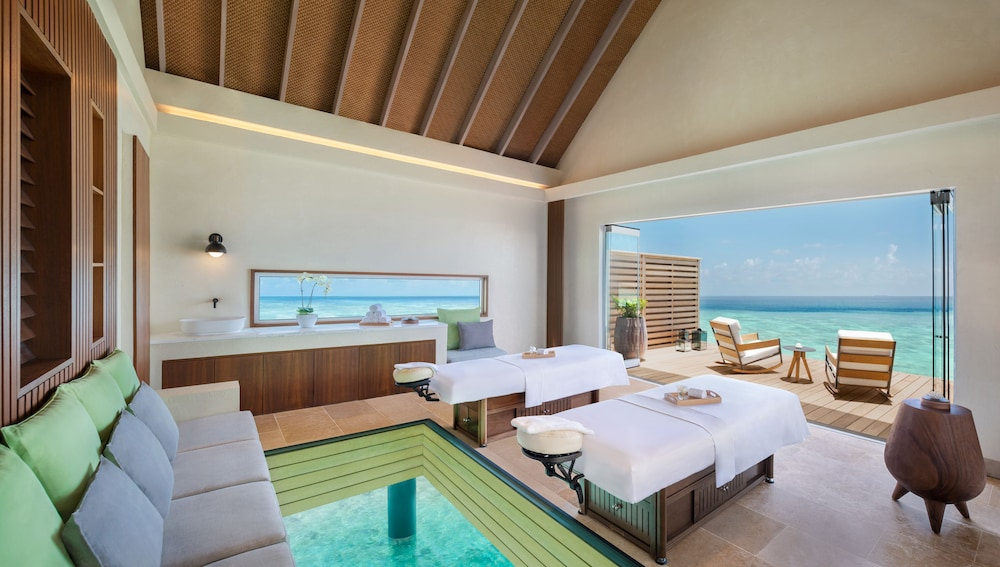 Treatment Room, Waldorf Astoria Maldives Ithaafushi