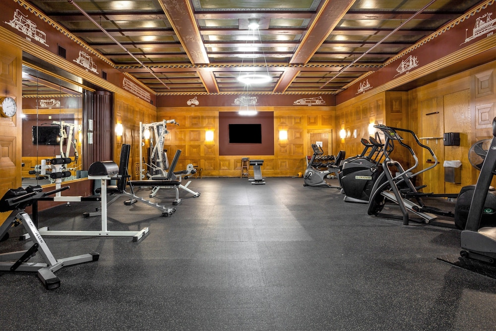 Fitness Facility, Stay Alfred at The Block