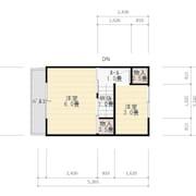 客房平面圖