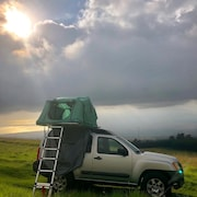 Rent for Less Maui - 4WD Xterra With Tepui Roof Tent - Glamorous Camping!!!