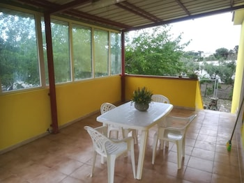 Apartment With 2 Bedrooms in Molinella, With Furnished Balcony and Wifi - 300 m From the Beach