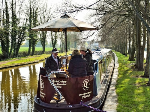 MAY Special Offer Cafwin Cruises - Luxury Narrowboat Holidays