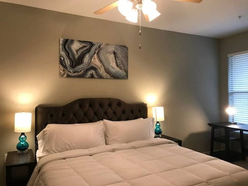 Great Place to stay Resortstyle Luxurious Lakeview Furnished Apartment near League City