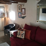 Historic Adobe Casita! Perfect for Your TDY Stay!