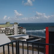 Ondina - Salvador / BA, Duplex Covered FOR 4 People