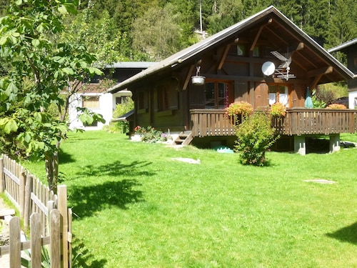 Argentière, Small Chalet With Exceptional Views of the Mont Blanc Range