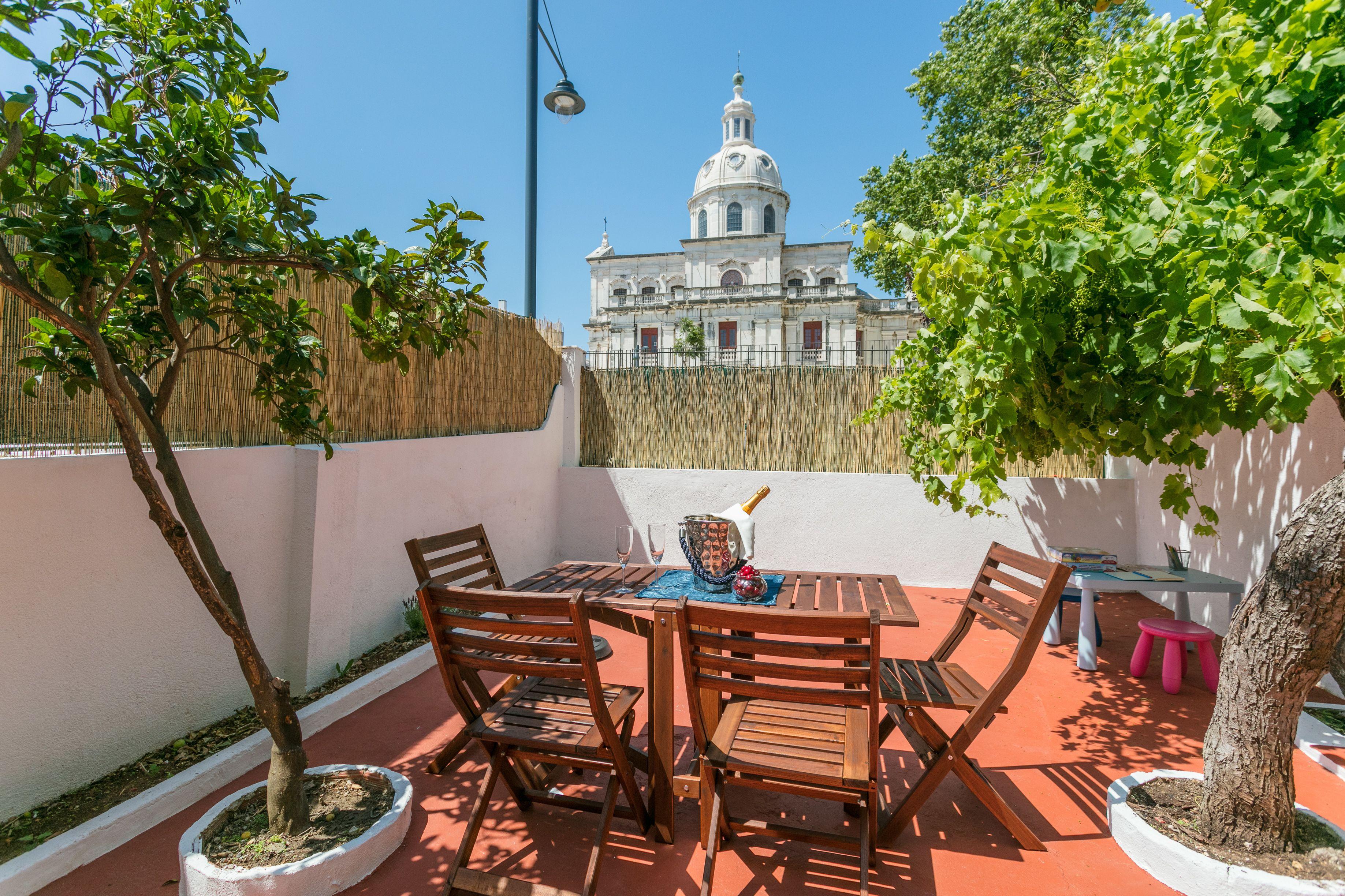 Vintage Apartment In Historic Lisbon Precos Promocoes E Comentarios Expedia Com Br