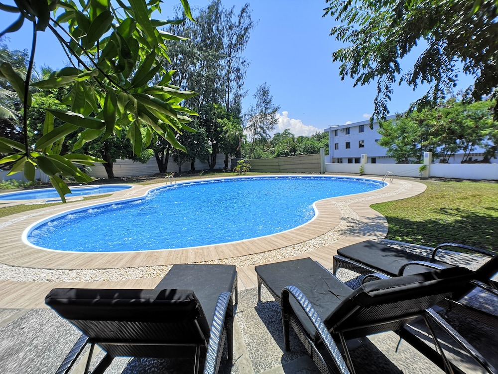 Outdoor Pool, The Oriental Albay
