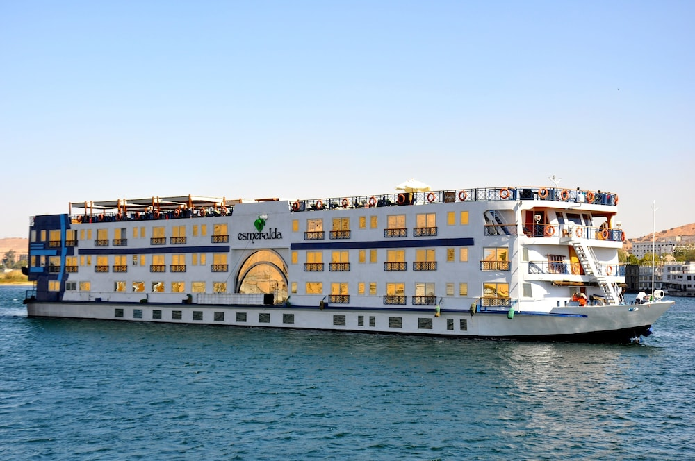 Featured Image, MS Esmeralda Nile Cruise (3/4/7 nights from Aswan or Luxor)
