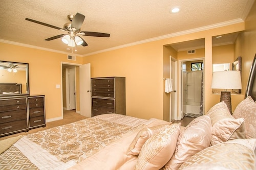 Palm Tree Paradise Luxurious 4 Bd Sleeps 16!