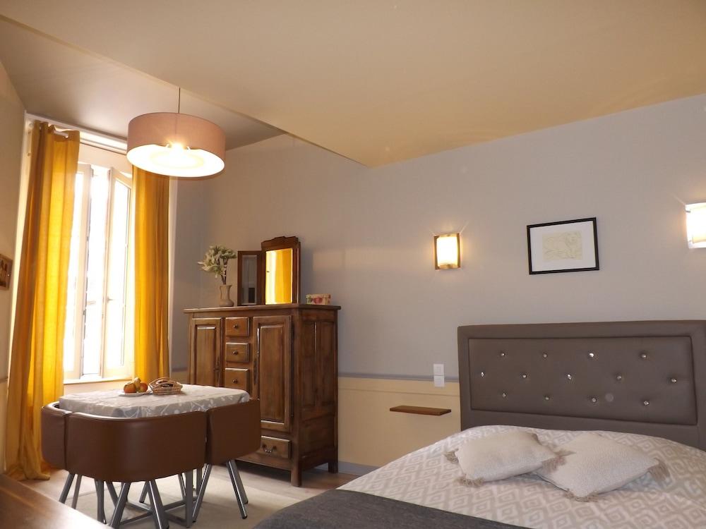 Stylish Furnished Room Price Shock Fougeres France
