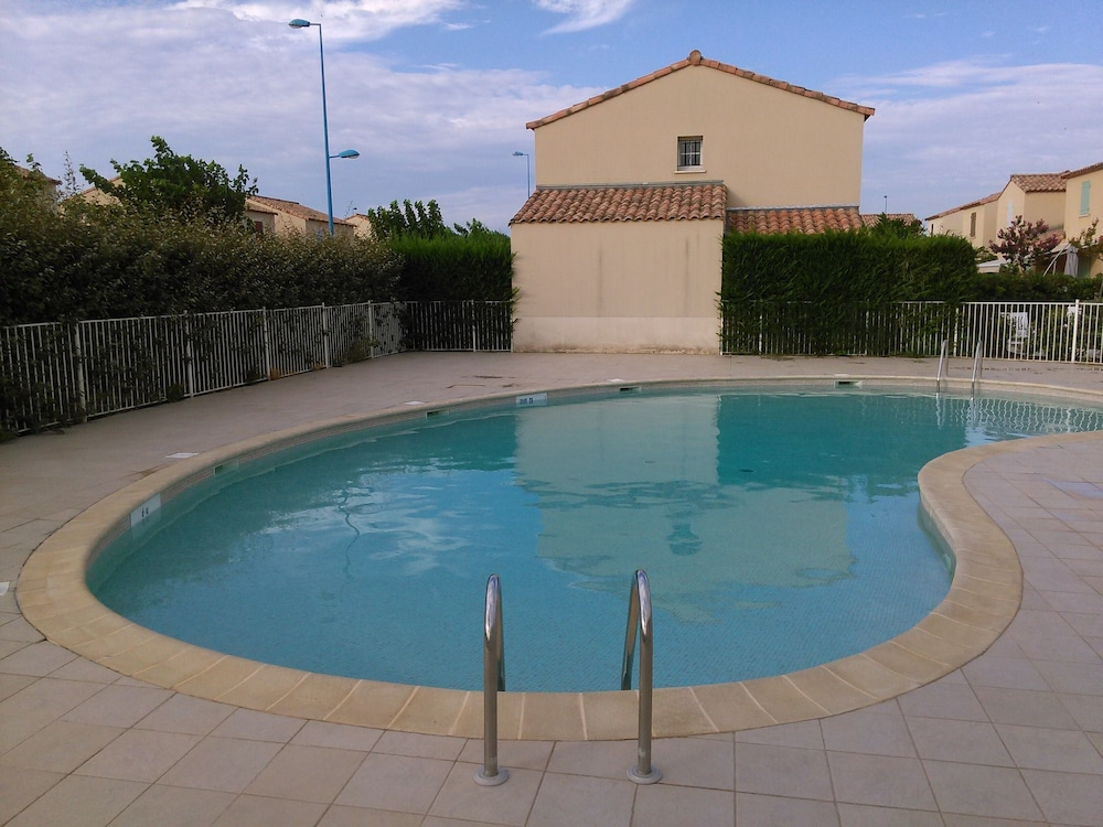Villa With Swimming Pool 3 Minutes Walk From the Beach With Wiffi ...