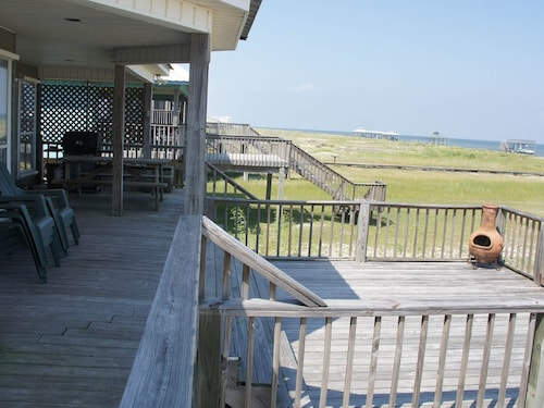 NEW Listing! Dog-friendly Beach Home With a Private Dock for Fishing and Boating