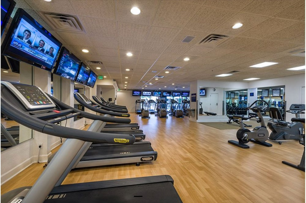 Fitness Facility, Westgate Vacation Villas