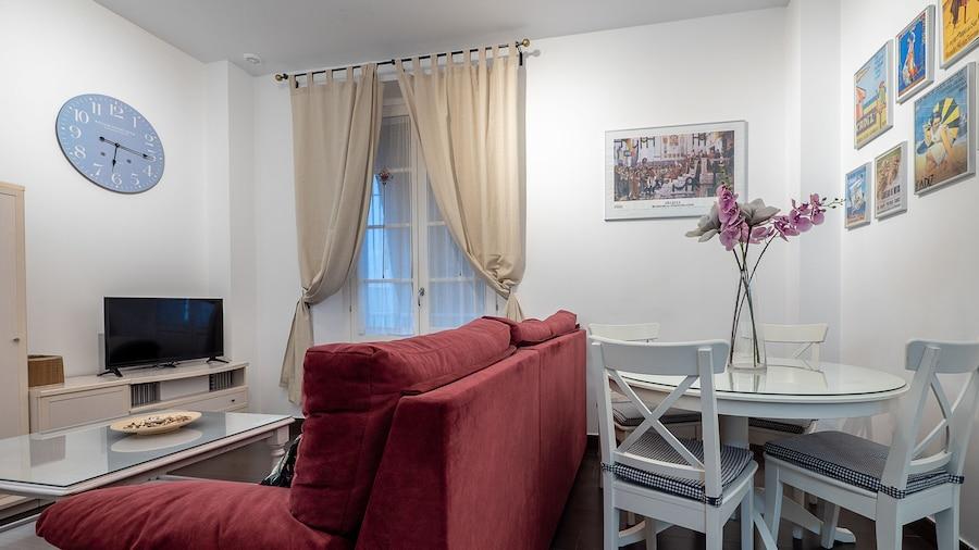 Apartamento Cadiz Colonial