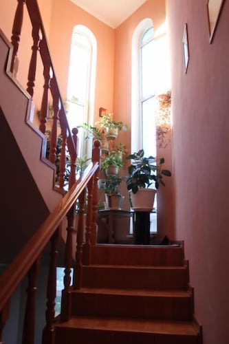 Staircase, Guest House Viktoria