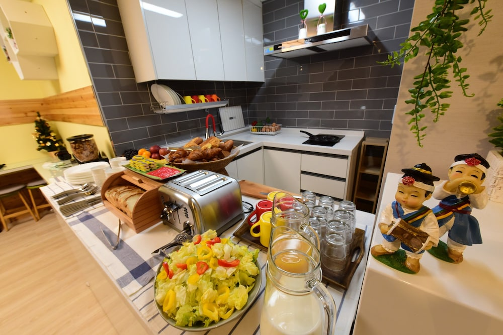 Private Kitchen, DAOL guest house