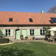 Romantic Farmhouse in Flanders, 30 km From Ghent