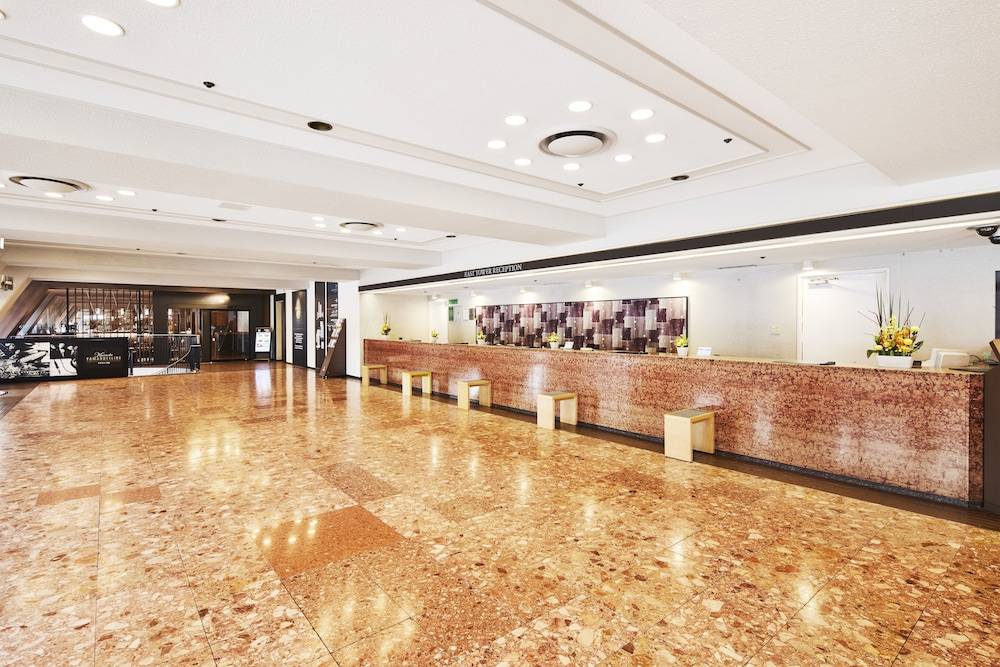 Reception, Shinagawa Prince Hotel East Tower