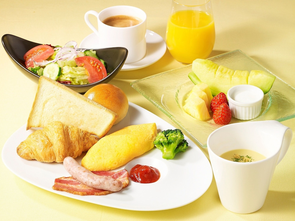 Breakfast Meal, Shinagawa Prince Hotel East Tower