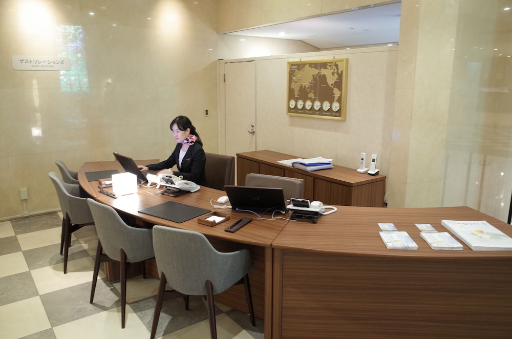 Concierge Desk, Shinagawa Prince Hotel East Tower