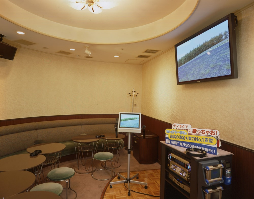 Karaoke Room, Shinagawa Prince Hotel East Tower