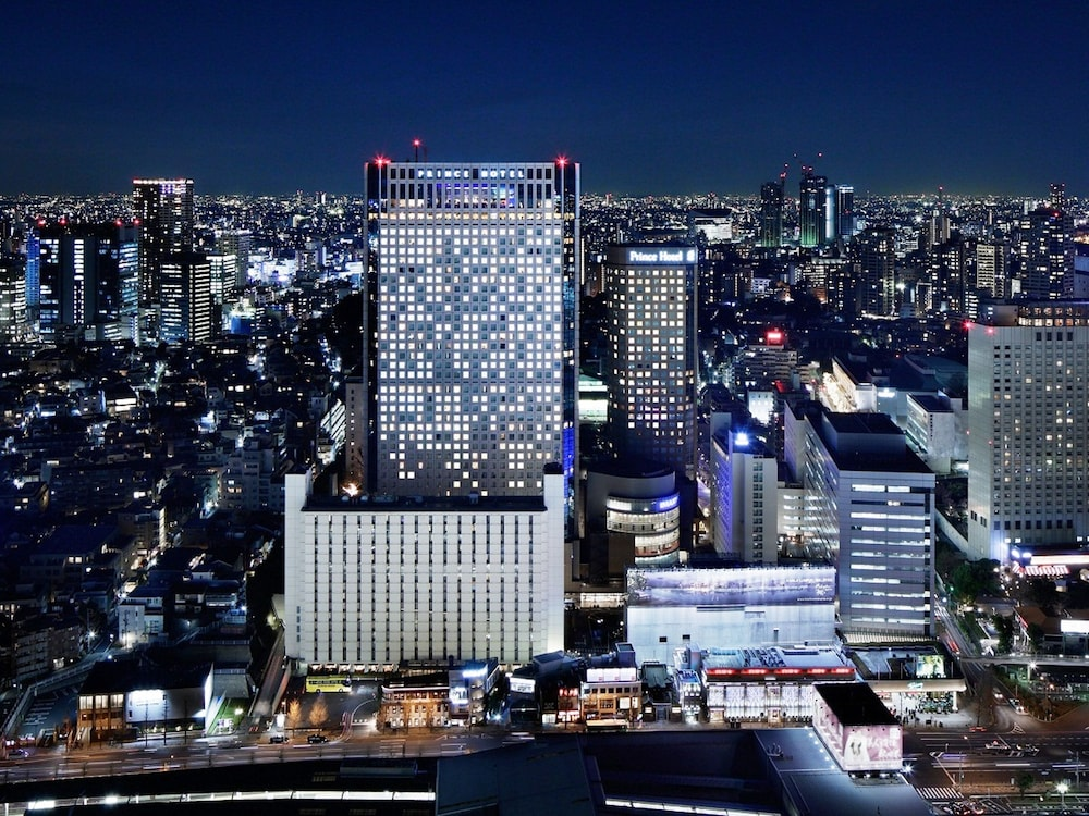 Exterior, Shinagawa Prince Hotel East Tower