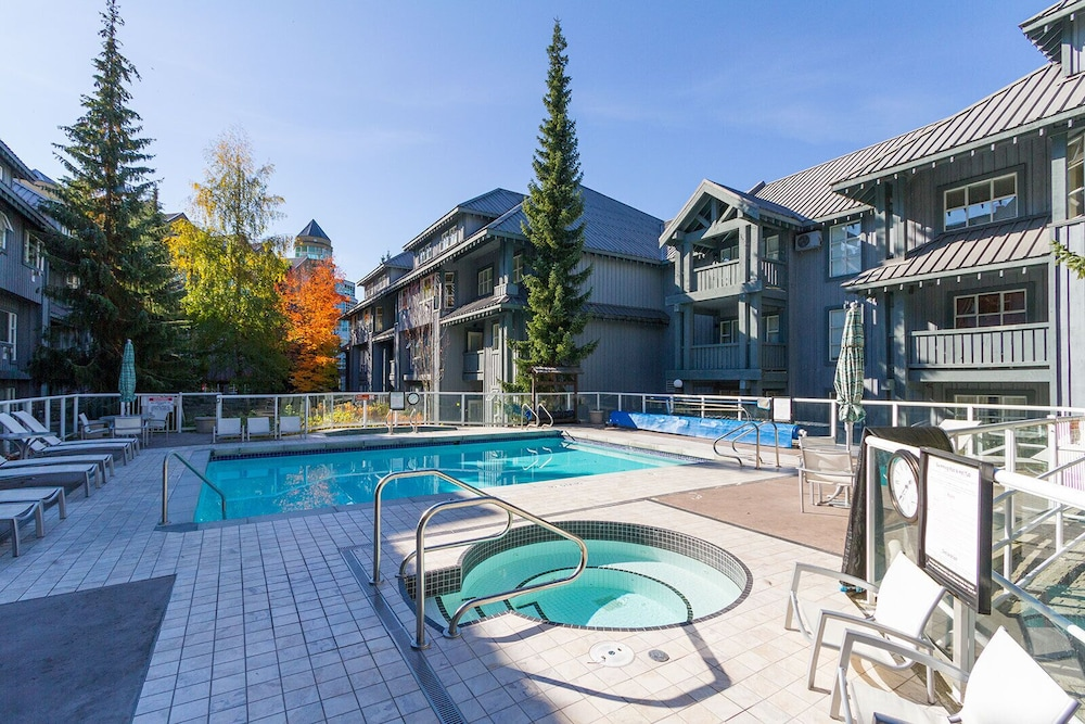 Pool, Perfect Ski In Ski Out Base Camp For Your Whistler Adventure