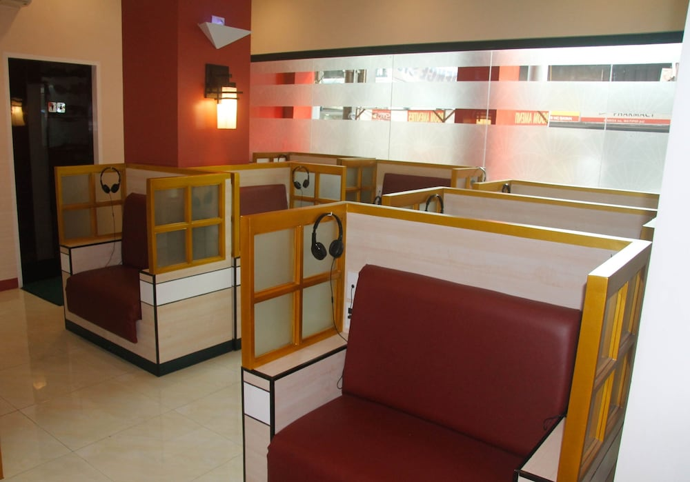 Lobby Sitting Area, Hotel Sogo Alabang South Road