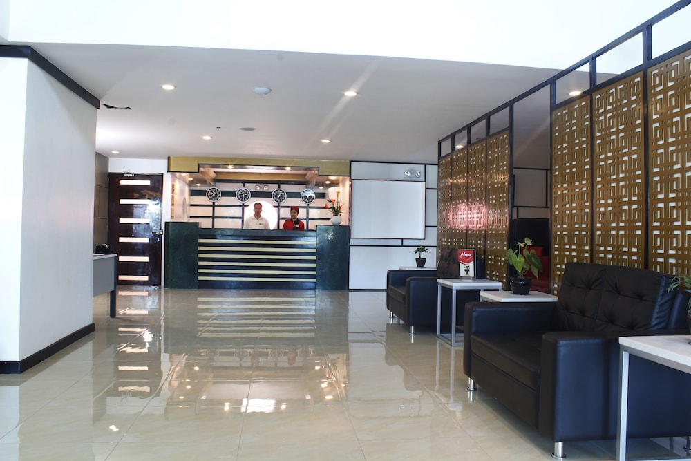 Lobby, Hotel Sogo Alabang South Road