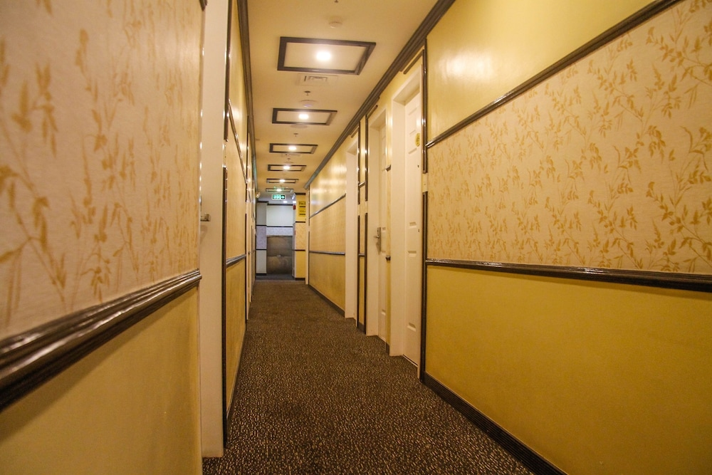 Hallway, Hotel Sogo Alabang South Road