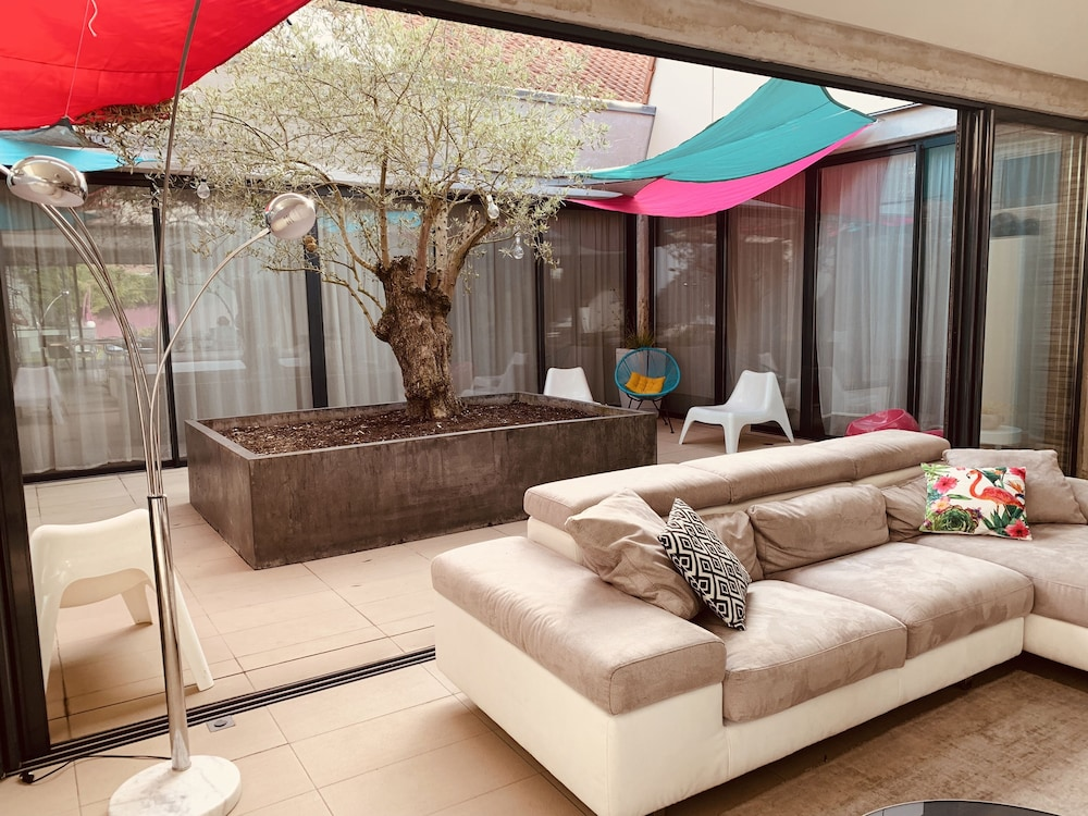 Terrace/Patio, Le Loft de Patricia