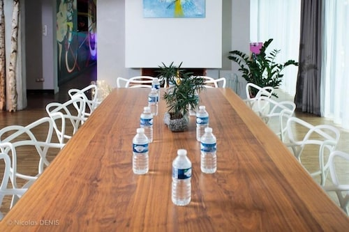 Meeting Facility, Le Loft de Patricia