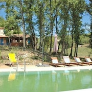 Villa With 5 Bedrooms in Saignon, With Private Pool, Furnished Garden and Wifi - 90 km From the Beach