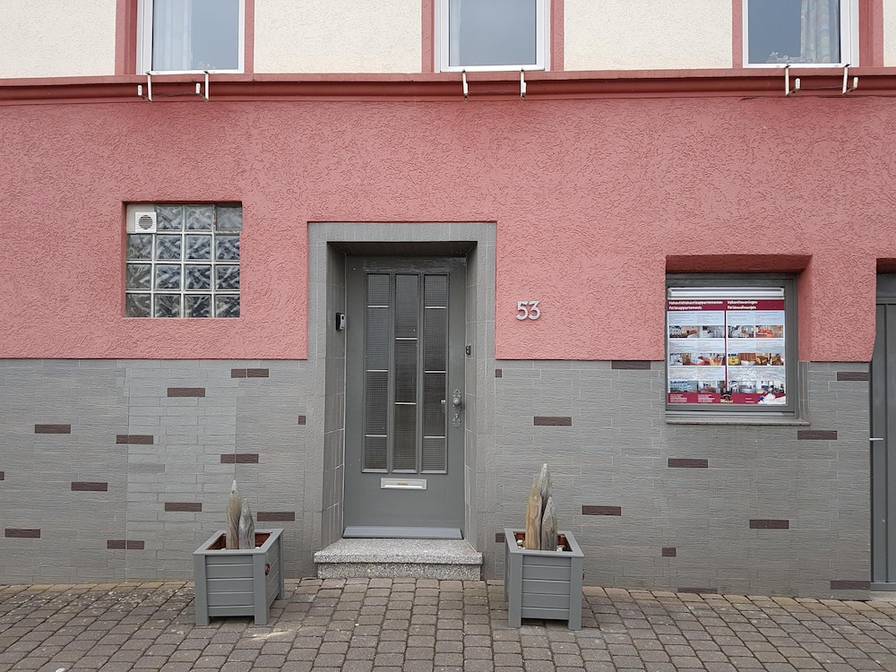 Exterior, Holiday apartment with a beautiful view of the Moselle