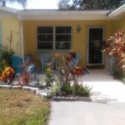 Welcome to 5767 Rio Dr in New Port Richey Fl Water Front Property on Cotee River