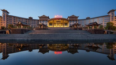 Huitang Huatian Hot Spring Resort Hotel