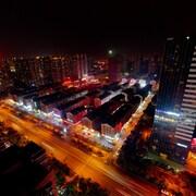 Hotel Front - Evening/Night
