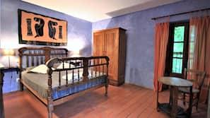 6 chambres, lits bébé (gratuits), lits pliants/supplémentaires gratuits