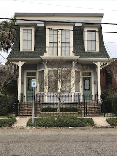 Great Place to stay 3 Bedroom Steps Away From St Charles, Magazine, and Mardi Gras Parade Route near New Orleans